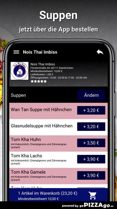 Nois Thai Imbiss Saarbrücken screenshot 5