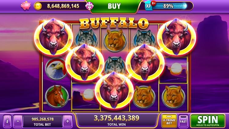 Gambino Slots - Vegas Casino screenshot-6