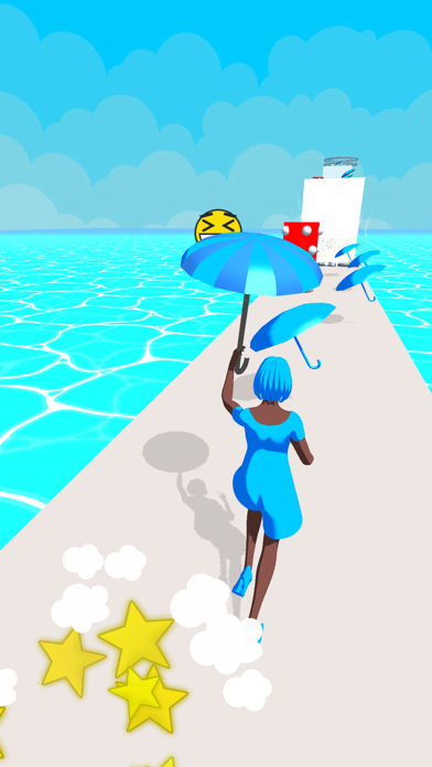 Umbrella Rush screenshot 2