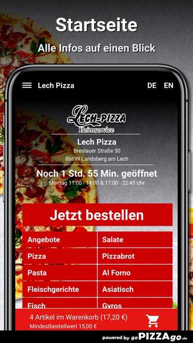 Lech Pizza Landsberg am Lech screenshot 2