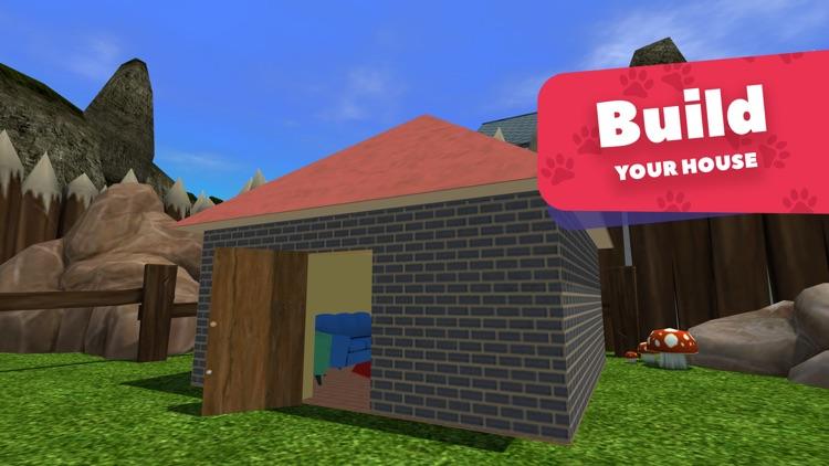 Cat Simulator 3D - Animal Life screenshot-4