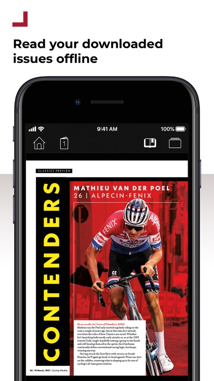 Cycling Weekly Magazine INT screenshot-3