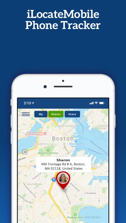 Track a phone - ilocateMobile screenshot-4