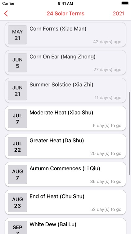 Malaysia Calendar 2021 - 2022 screenshot-4