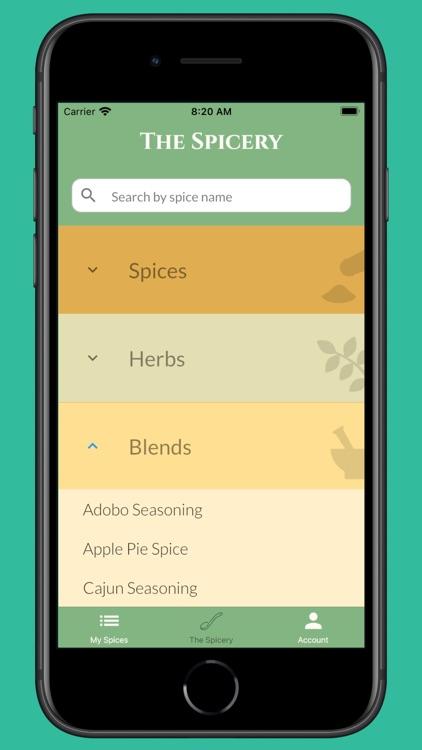 The Spicery screenshot-5