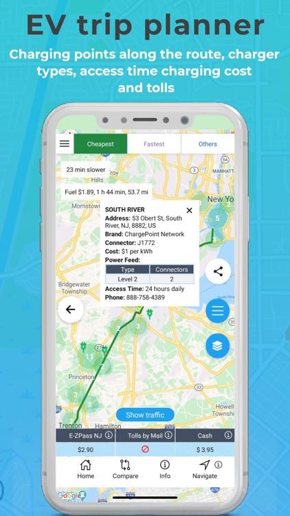 Toll & Gas Calculator TollGuru screenshot-5