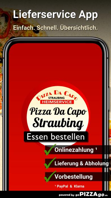 Pizza Da Capo Straubing screenshot 1