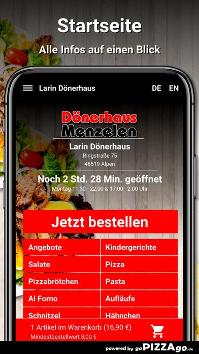 Larin Dönerhaus Alpen screenshot 3