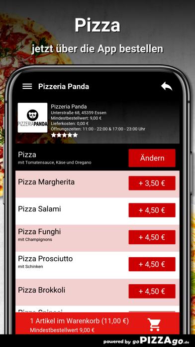 Pizzeria Panda Essen screenshot 5