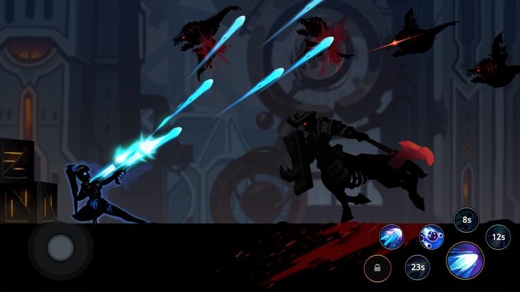 Shadow Knight Premium Fighting screenshot-4