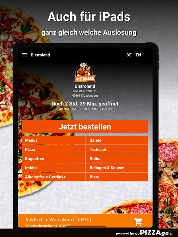 Bistroland Cloppenburg screenshot 7