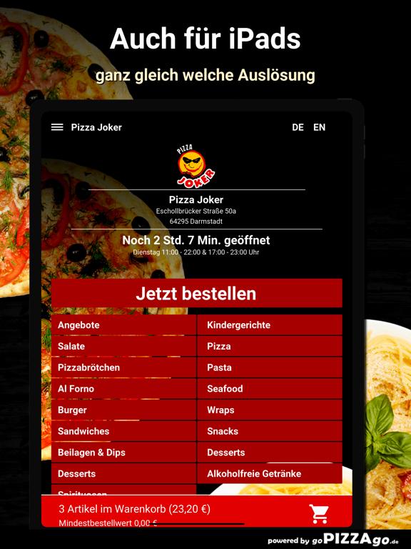 Pizza Joker Darmstadt screenshot 7
