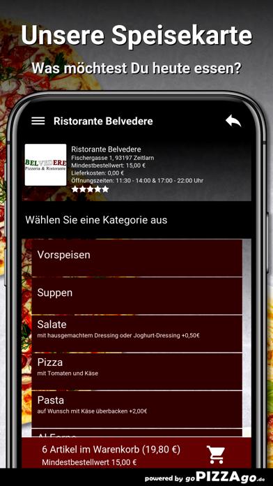 Ristorante Belvedere Zeitlarn screenshot 4