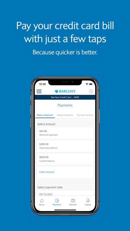 Barclays US Credit Cards