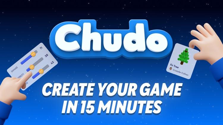 Chudo:Build a game in 15 mins screenshot-0