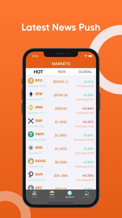 Big Winner - Bitcoin Monitor