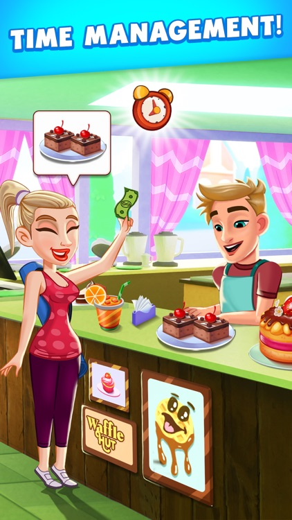 Cooking My Story - Diary Games screenshot-4