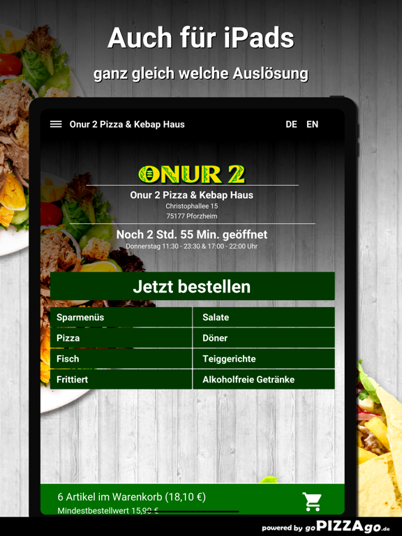 Onur 2 Pforzheim screenshot 7