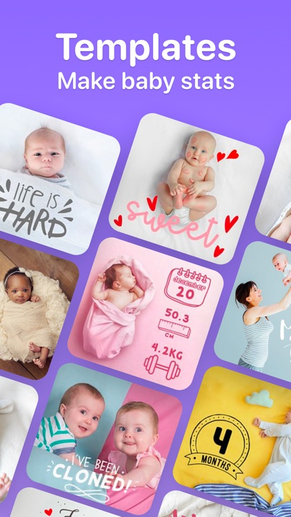 Baby Story: Pregnancy Pictures screenshot-5