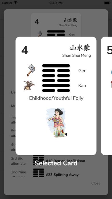 YiJing Card screenshot 8