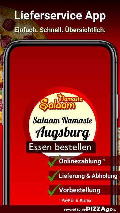 Salaam Namaste Augsburg screenshot 1