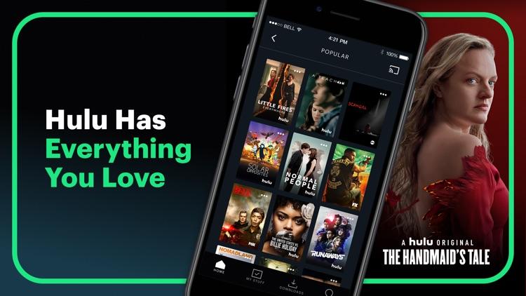 Hulu: Stream movies & TV shows screenshot-0