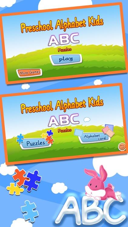 Alphabet ABC jigsaw flash card screenshot-4