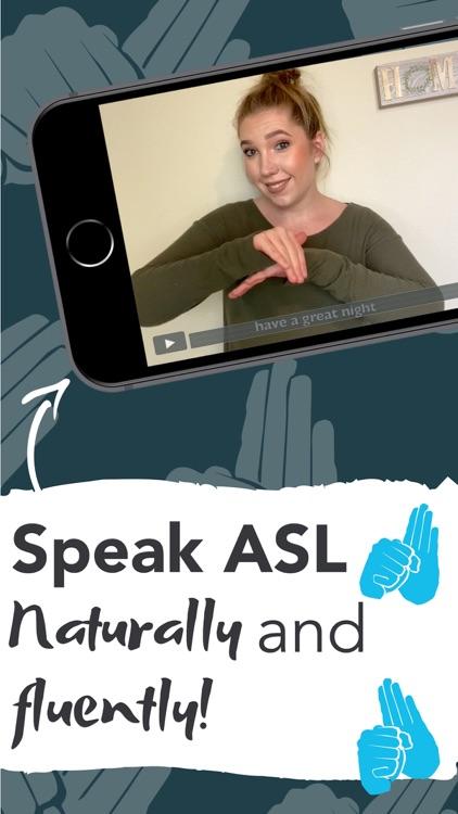 ASL American Sign Language App screenshot-6