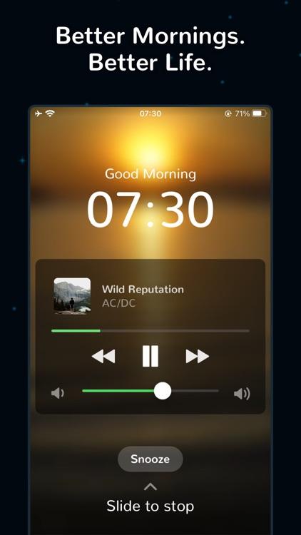 Morning™ Alarm for Spotify screenshot-6