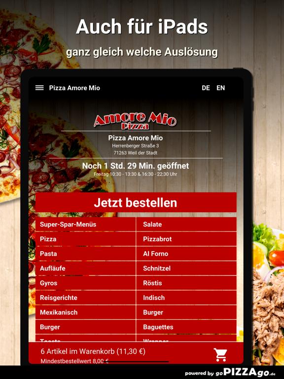 Pizza Amore Mio Weil der Stadt screenshot 7