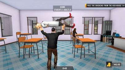 学校での悪いいじめっ子紹介画像2
