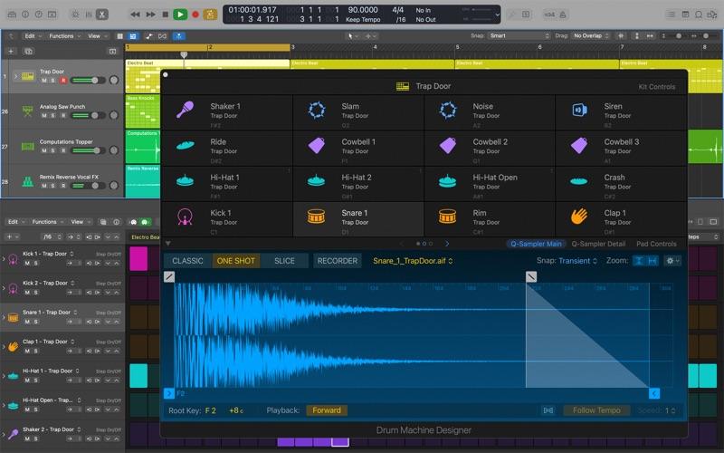 Logic Pro Screenshots