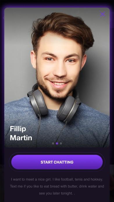Hookup Dating App: Flirt Chatのおすすめ画像3
