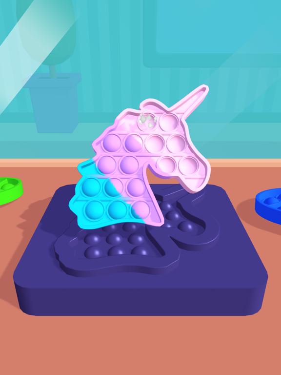 iPad Image of Fidget Toy Maker