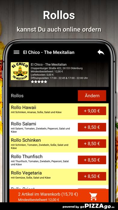 El Chico Oldenburg screenshot 4