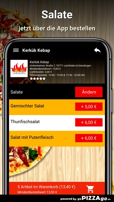 Kerkük Kebap Leinfelden screenshot 1