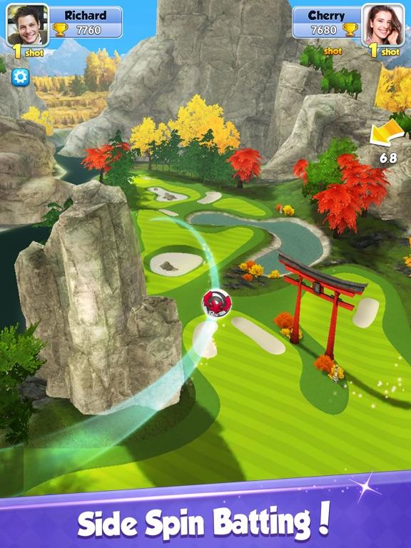 iPad Image of Golf Rival