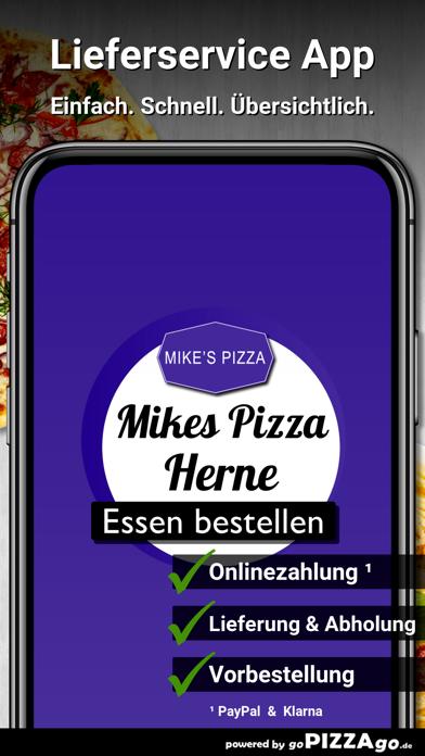 Mikes Pizza Herne Wanne screenshot 1