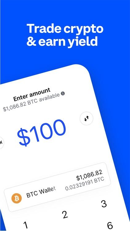 Coinbase – Buy & sell Bitcoin screenshot-9