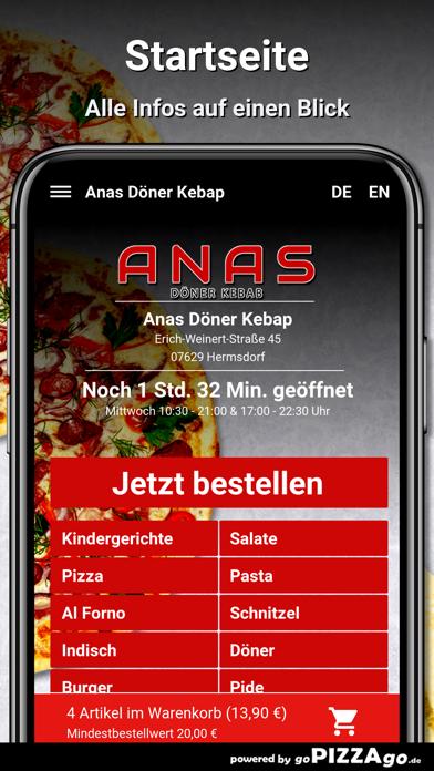 Anas Döner Kebap Hermsdorf screenshot 2