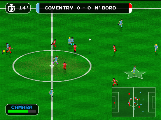 Retro Goal screenshot 7