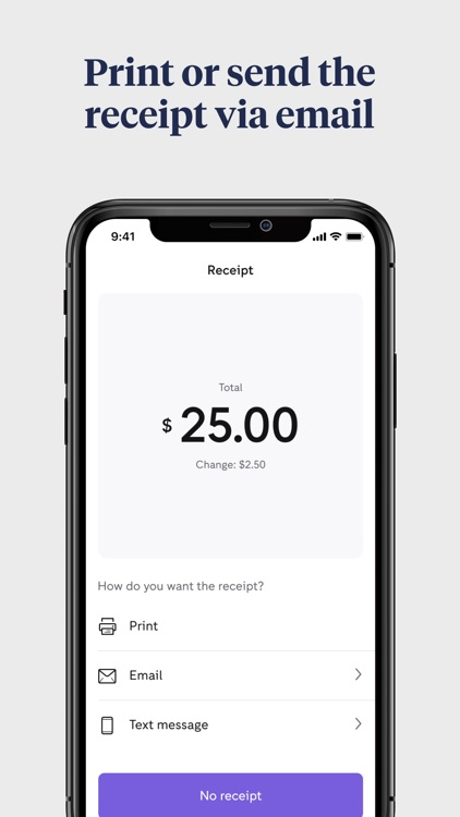 PayPal Zettle: Point of Sale screenshot-3