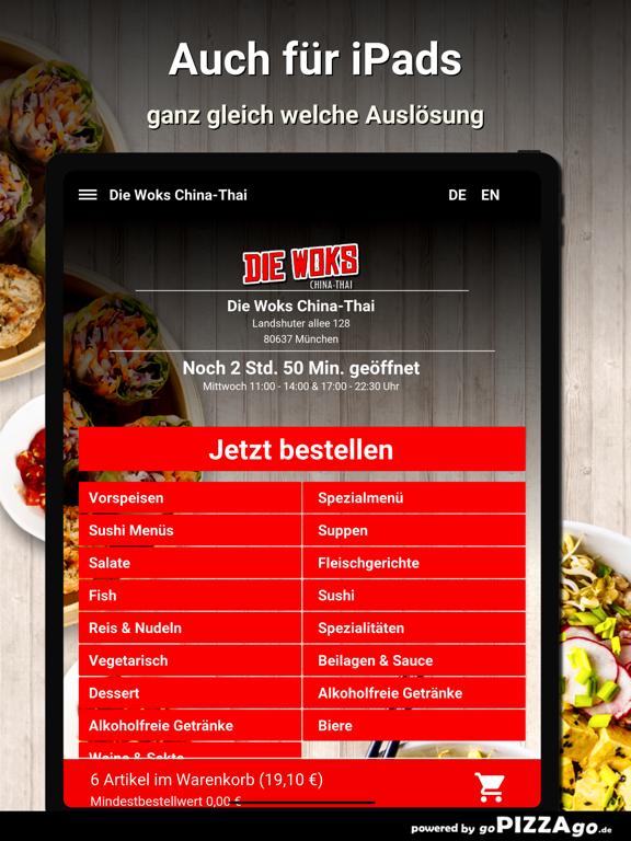 Die-Woks China-Thai München screenshot 7