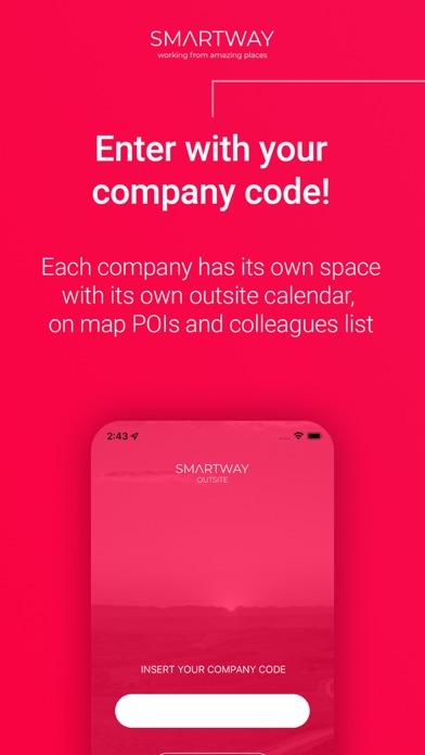 Smartway Outsite screenshot 1