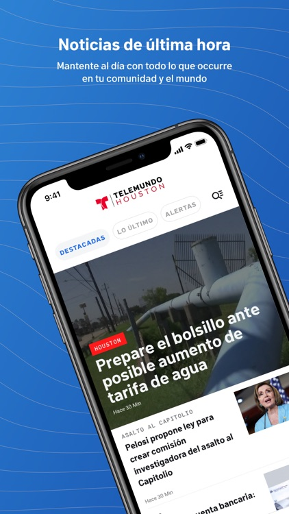 Telemundo Houston: Noticias