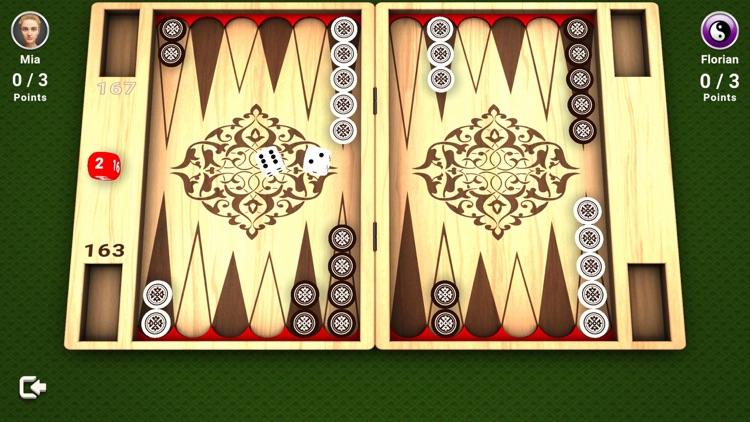 Backgammon - The Board Game screenshot-3