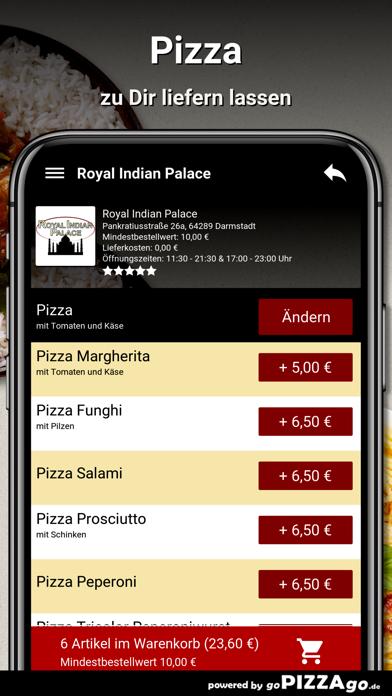 Royal Indian Palace Darmstadt screenshot 5