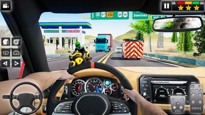 Real Car Driving School Games