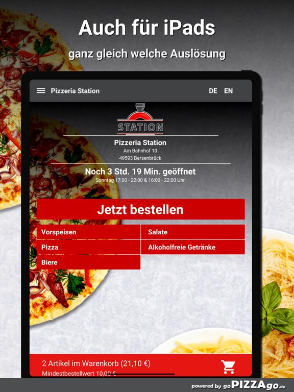 Pizzeria Station Bersenbrück screenshot 7