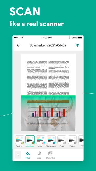 messages.download ScannerLens: Scanner app software